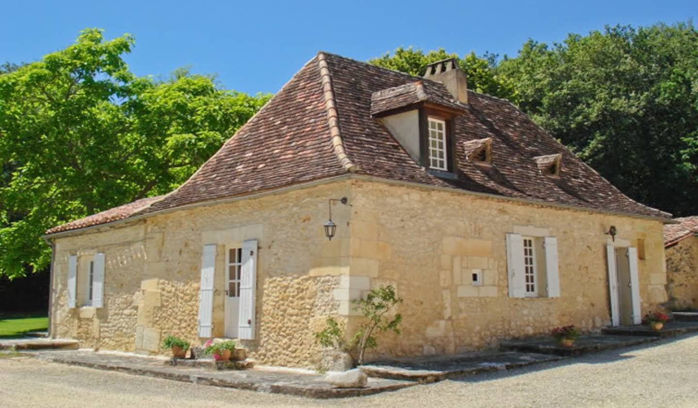 Maison avec piscine Saint-Martin-des-Combes