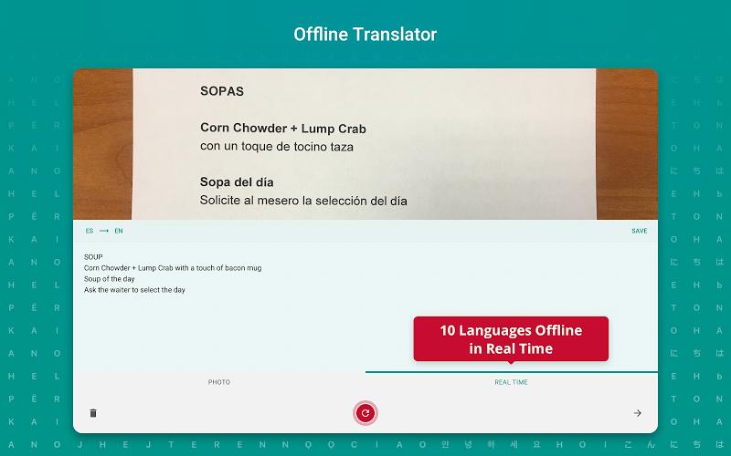 TextGrabber – image to text: OCR & translate photo Screenshot 6
