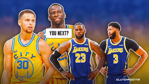 Steph Curry, Warriors clinch 8 seed and possible LeBron James matchup