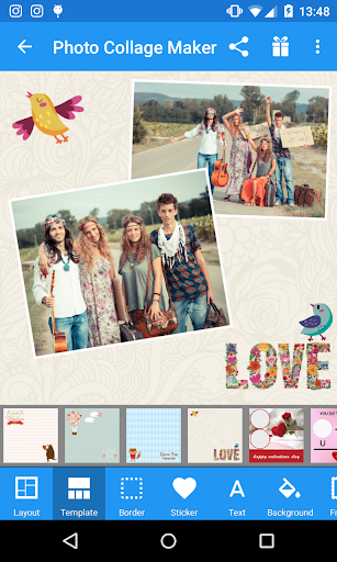 Photo Collage Maker 17.6 screenshots 2