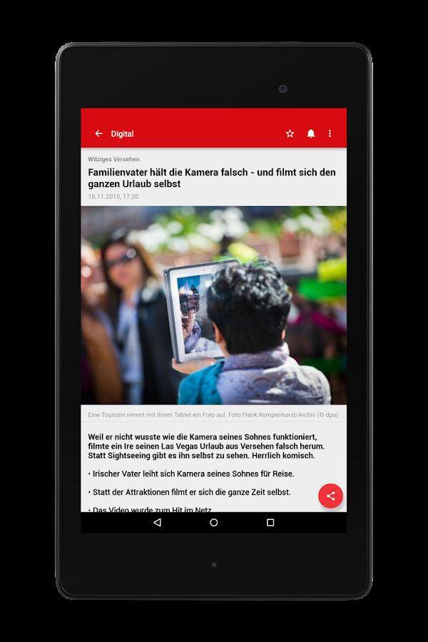 FOCUS Online - Nachrichten- screenshot