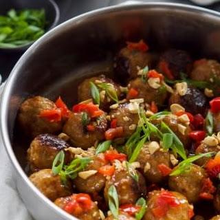 Sweet Chili Glazed Meatballs