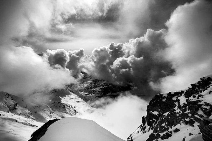 Gioco di nuvole di Yanez