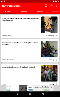 New York City Local News- screenshot thumbnail