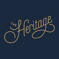 The Heritage  logo