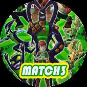 Match3 Monster Alien Mod