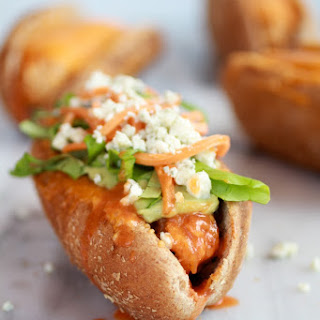 Buffalo Chicken Dogs