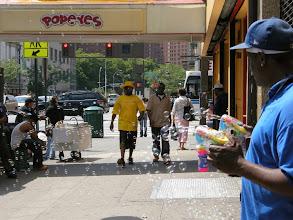 Photo: Por las calles de Harlem.