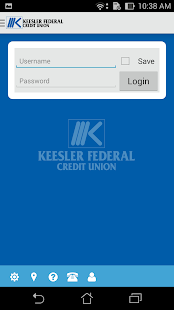 Keesler Federal Mobile Banking- screenshot thumbnail