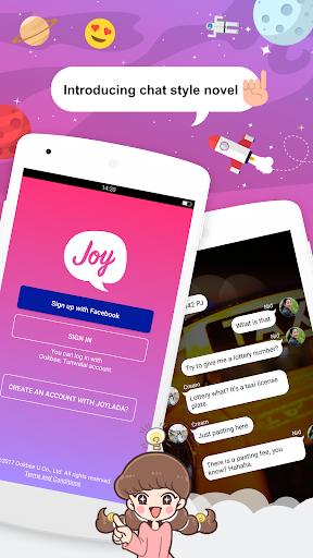 Joylada - Read All Kind of Chat Stories  Wallpaper 1