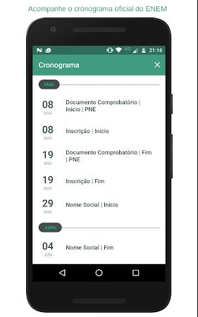 ENEM - 2017 2.0.4 screenshot 2090883