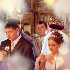 Wedding photographer Oksana Deynega (airiskina). Photo of 09.10.2014