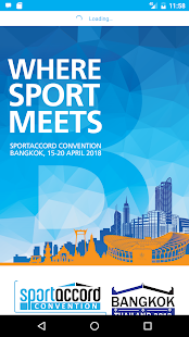 SportAccord Convention- screenshot thumbnail