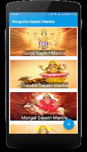 Navgrah Gayatri Mantra - náhled