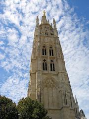 Tour Pey Berland et cathédrale Saint-André