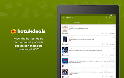 foto de hotukdeals - Vouchers Codes, Deals, Freebies, Sale - Apps en ...