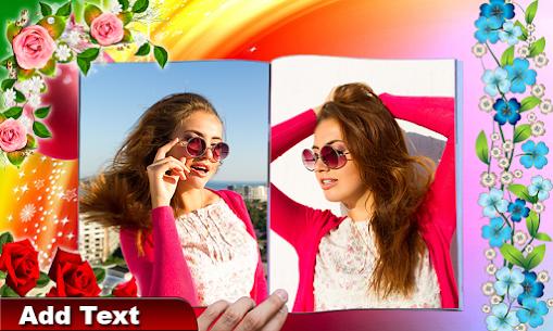 Photobook Photo Editor – Dual Frames Photo Collage 4