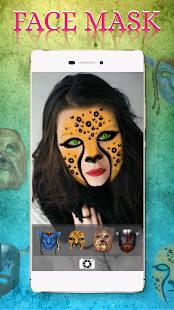 Face Mask Photo Maker - Snappy Camera Photo - náhled