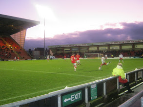 Photo: 17/12/11 v Crawley Town (Football League Division 2) 1-1 - contributed by Justin Holmes