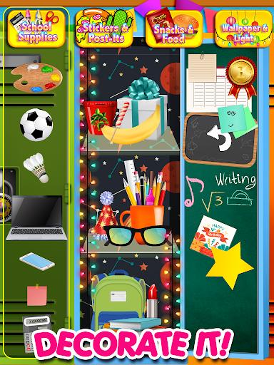 Kids School Locker - Design Your School Locker  screenshots EasyGameCheats.pro 4