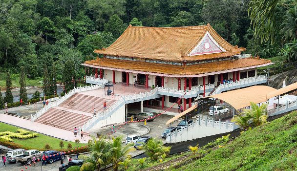 Puu Jih Shih Temple