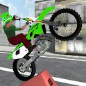 City Motorbike Racing 3D icon