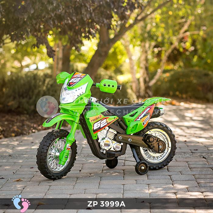 Xe mô tô điện địa hình 2 bánh ZP3999A 1