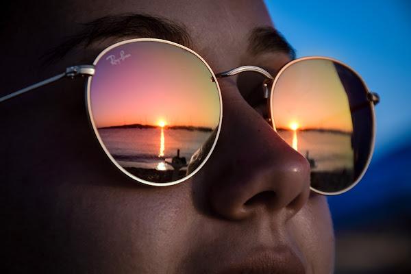 Un tramonto è solo la promessa di un nuovo giorno di battphoto