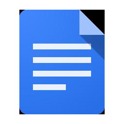 Using Google Documents