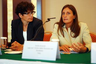 Photo: Giulia Grazioli from Lega per i Diritti delle Persone con Disabilità (Italy)