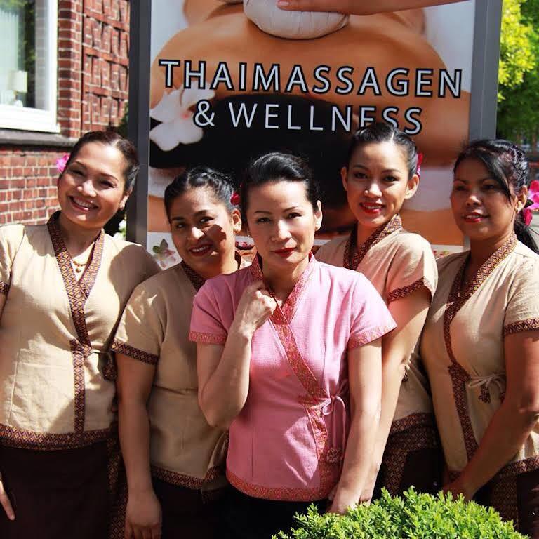 Hamburg thai germany massage Top 25