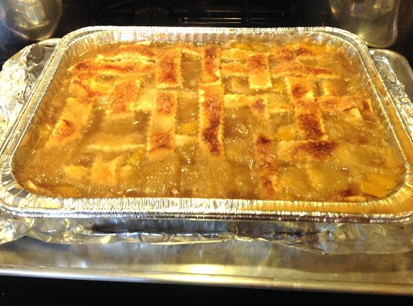 Return to oven and continue to bake for about 45 to 50 minutes or...