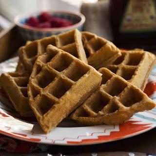 Autoimmune Protocol Waffles (Cassava Flour)