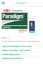 Dow AgroSciences Field Guide- screenshot thumbnail