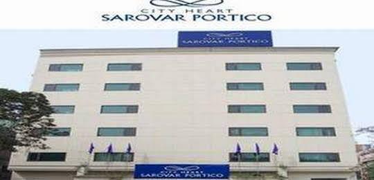 City Heart Sarovar Portico