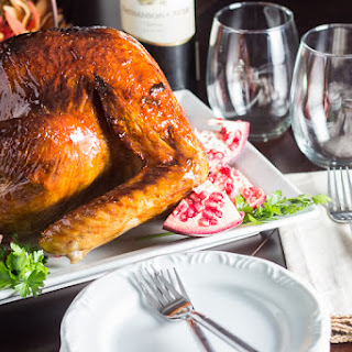 Pomegranate Molasses Turkey Recipes