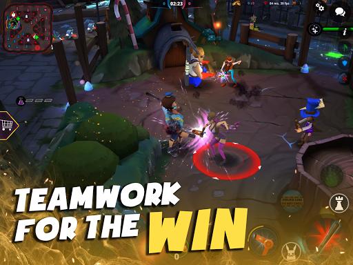 Awakening of Heroes: MOBA 5v5 screenshots 7