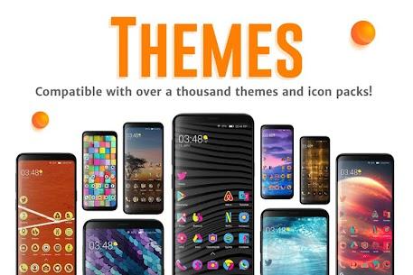 Apolo Launcher: Boost, theme, wallpaper, hide apps MOD (Premium) 5