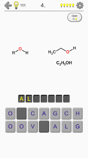 Functional Groups - Quiz about Organic Chemistry- screenshot thumbnail