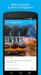 Hootsuite: Schedule Posts for Twitter & Instagram- screenshot thumbnail
