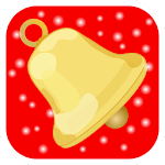 Christmas Jingle Bells 3D Icon