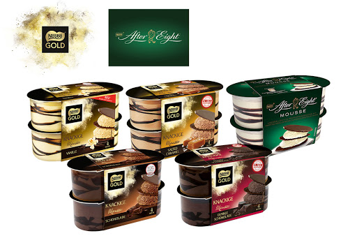 Bild für Cashback-Angebot: 3 für 2 NESTLÉ GOLD und/oder NESTLÉ AFTER EIGHT KNACKIGE MOUSSE Oster Deal - Nestle