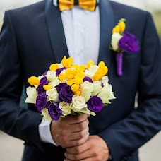 Wedding photographer Kristina Topinskaya (Topinskaya). Photo of 16.08.2015