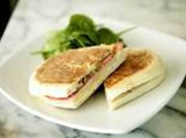 Amercian Style Cuban Sandwich
