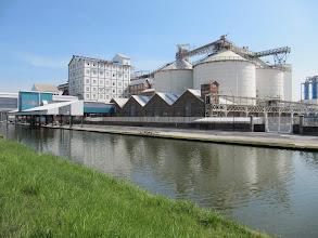 Photo: Day 23 - Industry on the Canal de la Marne ou Rhin