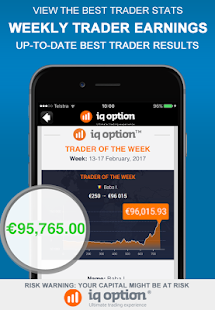 Forex Trading, Bitcoin & CFD's - IQ Option Guide- screenshot thumbnail