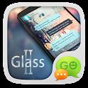 GO SMS PRO GLASS II THEME icon