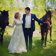 Wedding photographer Olga Kolodkina (fotoolga48). Photo of 22.10.2016