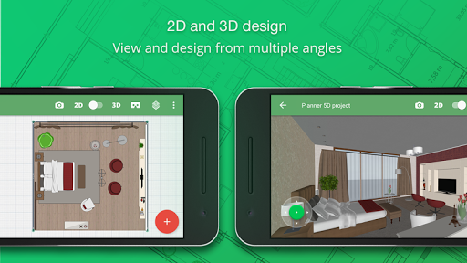 Planner 5D - Home & Interior Design Creator 1.18.3 screenshots 2