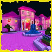 Pink House 2018 map for MCPE APK for Bluestacks